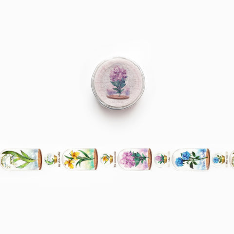 Flower Dome Washi Tape