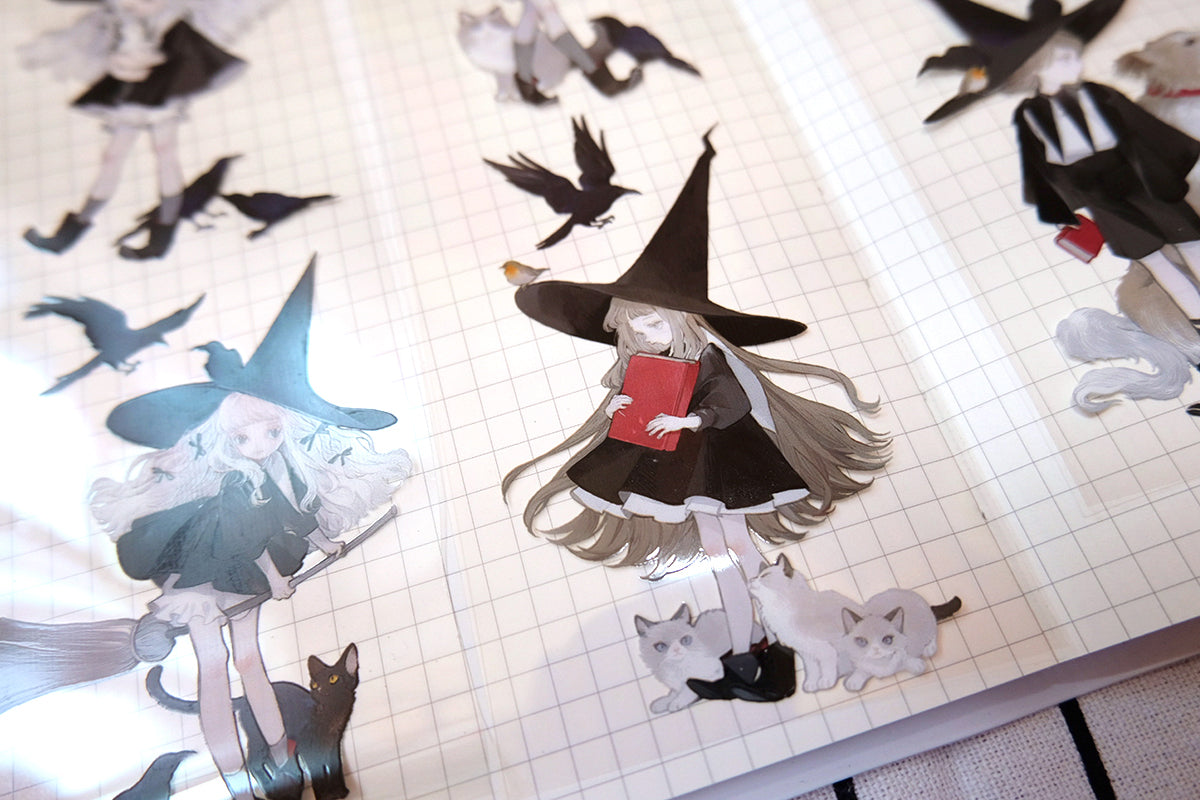 The Call of Witches Washi Tape