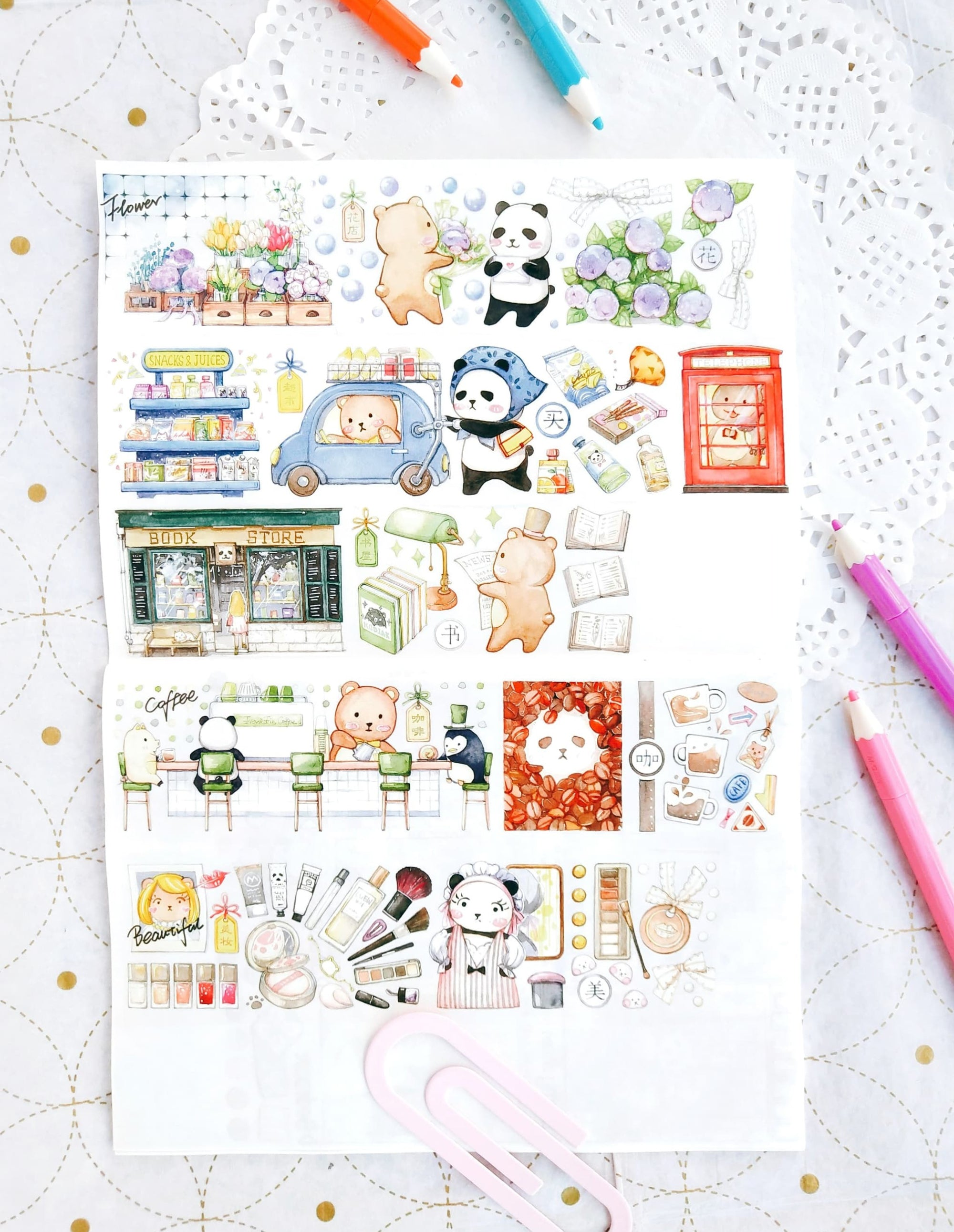 EverEin Washi Tape: Let's Shop