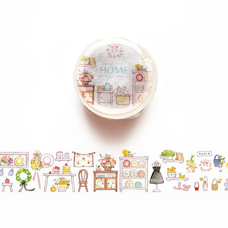 Hayama Washi Tape: Fairy Tale Home