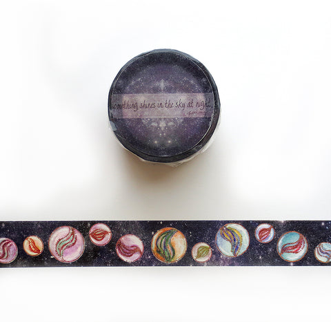 Marbles Washi Tape