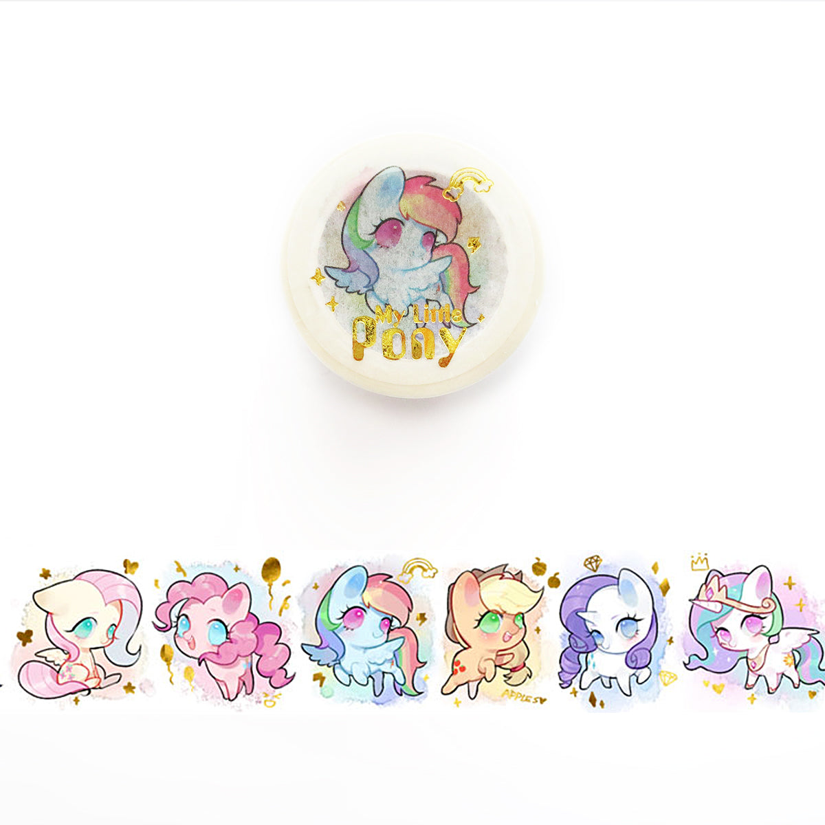 My Little Pony Washi Tape