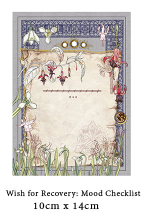 Plant Sanctuary Series Paper Pad