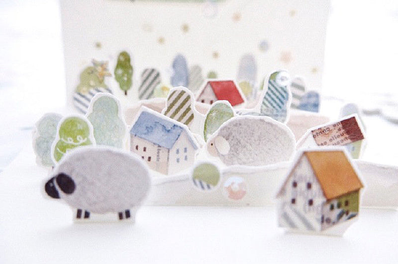 Sheep Forest Washi Tape