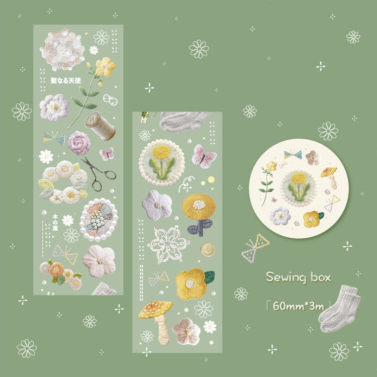 Treasure Chest Series Clear Tape