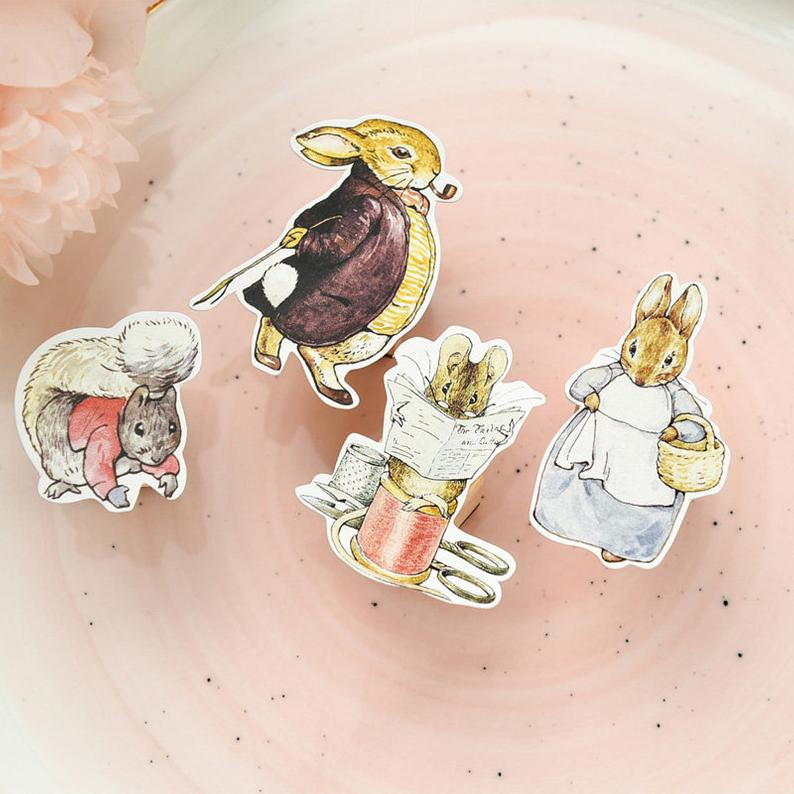 Peter Rabbit Sticker Packs