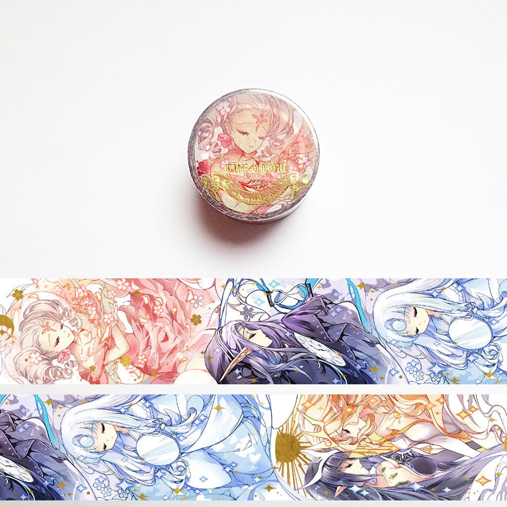 Cardcaptor Sakura The Clow Washi Tape