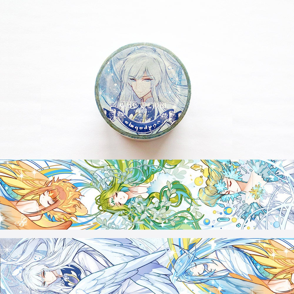 Cardcaptor Sakura The Clow Washi Tape 2