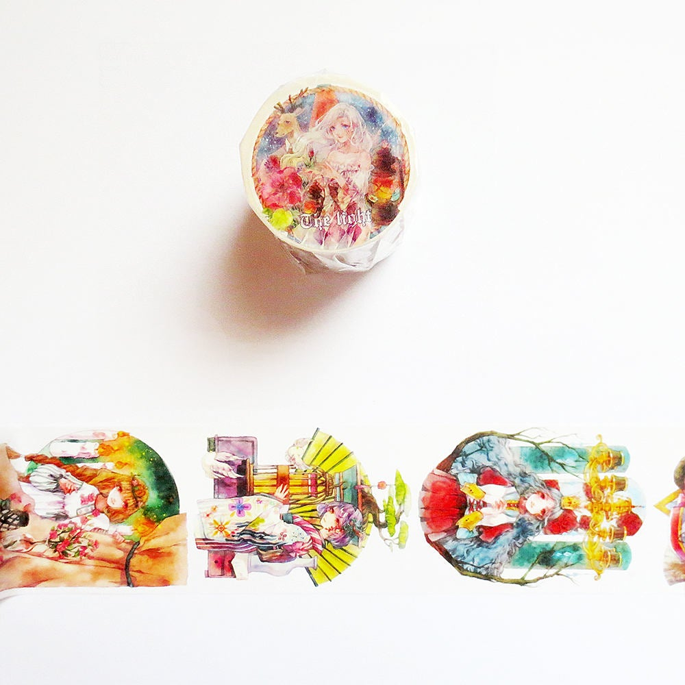 The Light Washi Tape