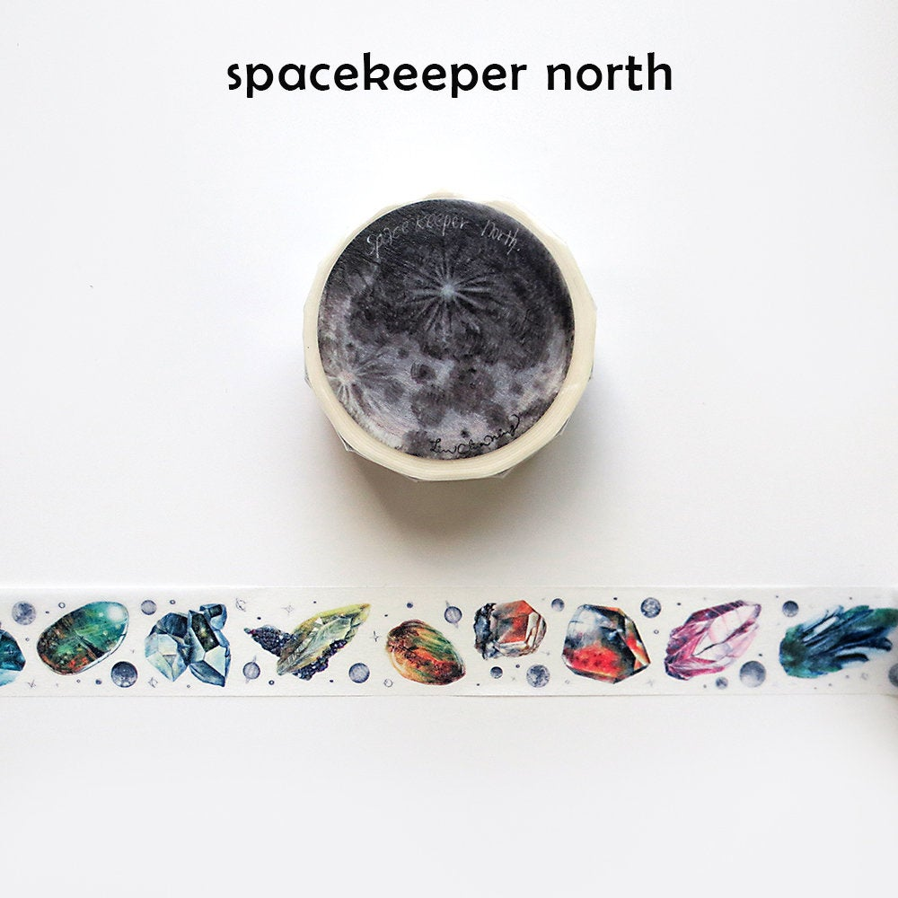 Spacekeeper Washi Tape