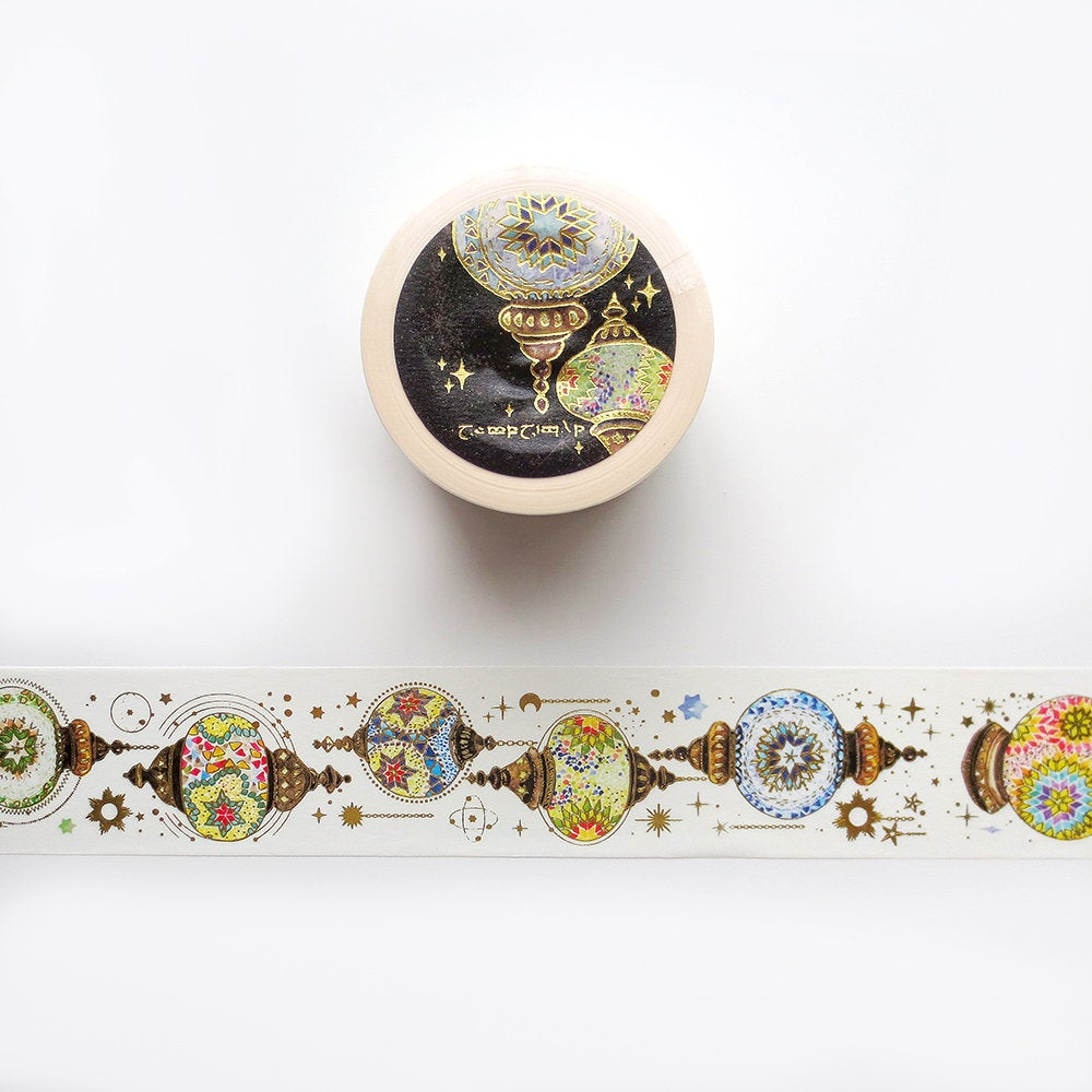 Turkish Lamp Washi Tape