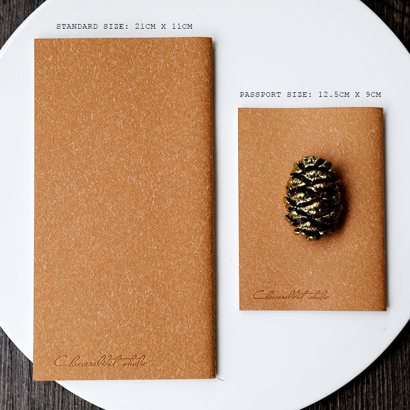 Assorted Paper Traveler's Notebook Insert