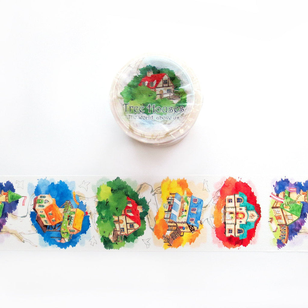 Treehouse Washi Tape