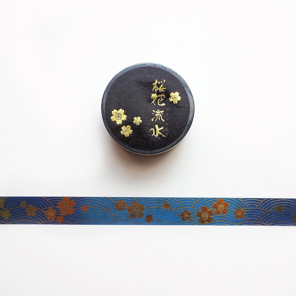 Drifting Cherry Blossoms Washi Tape