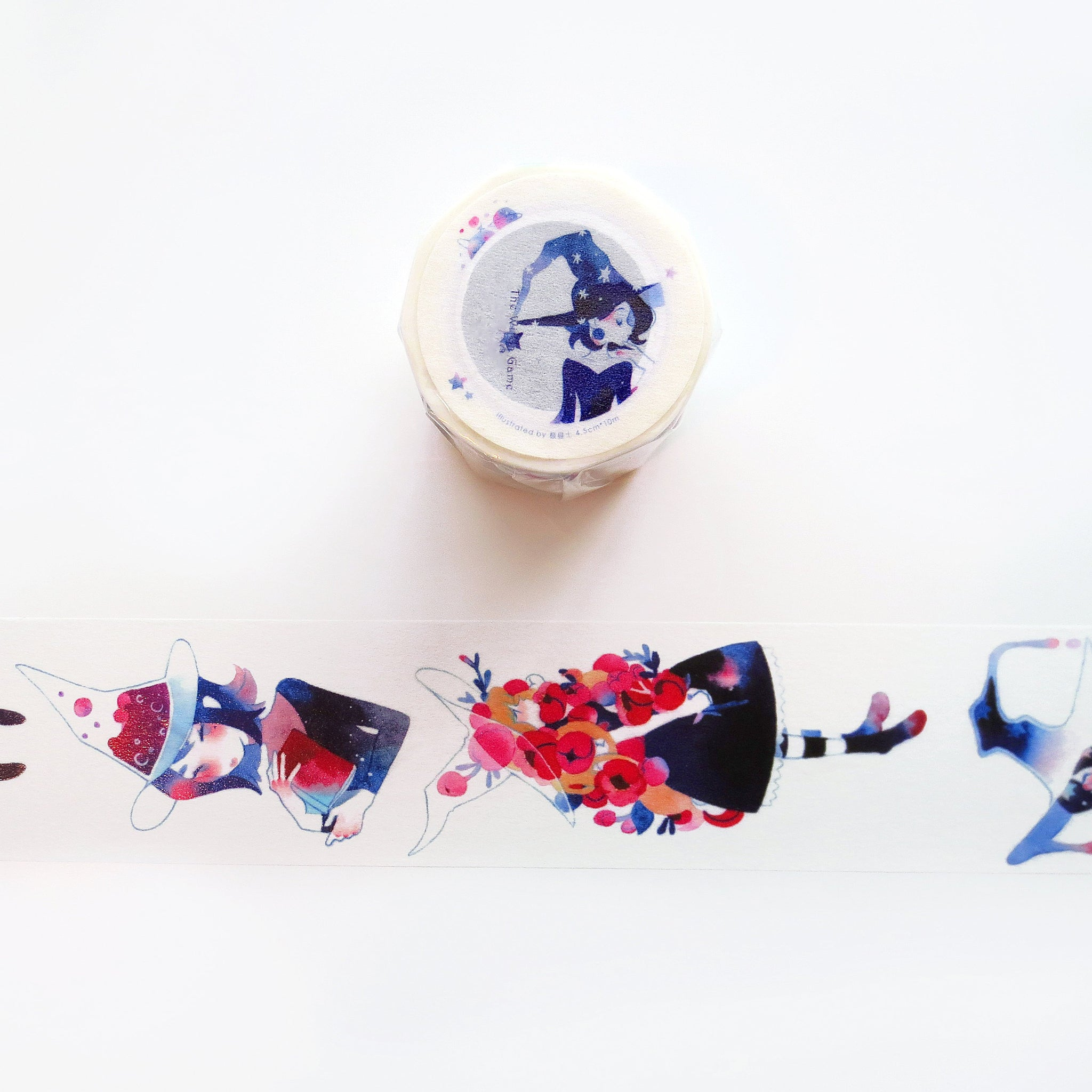 The Witch Game Washi Tape