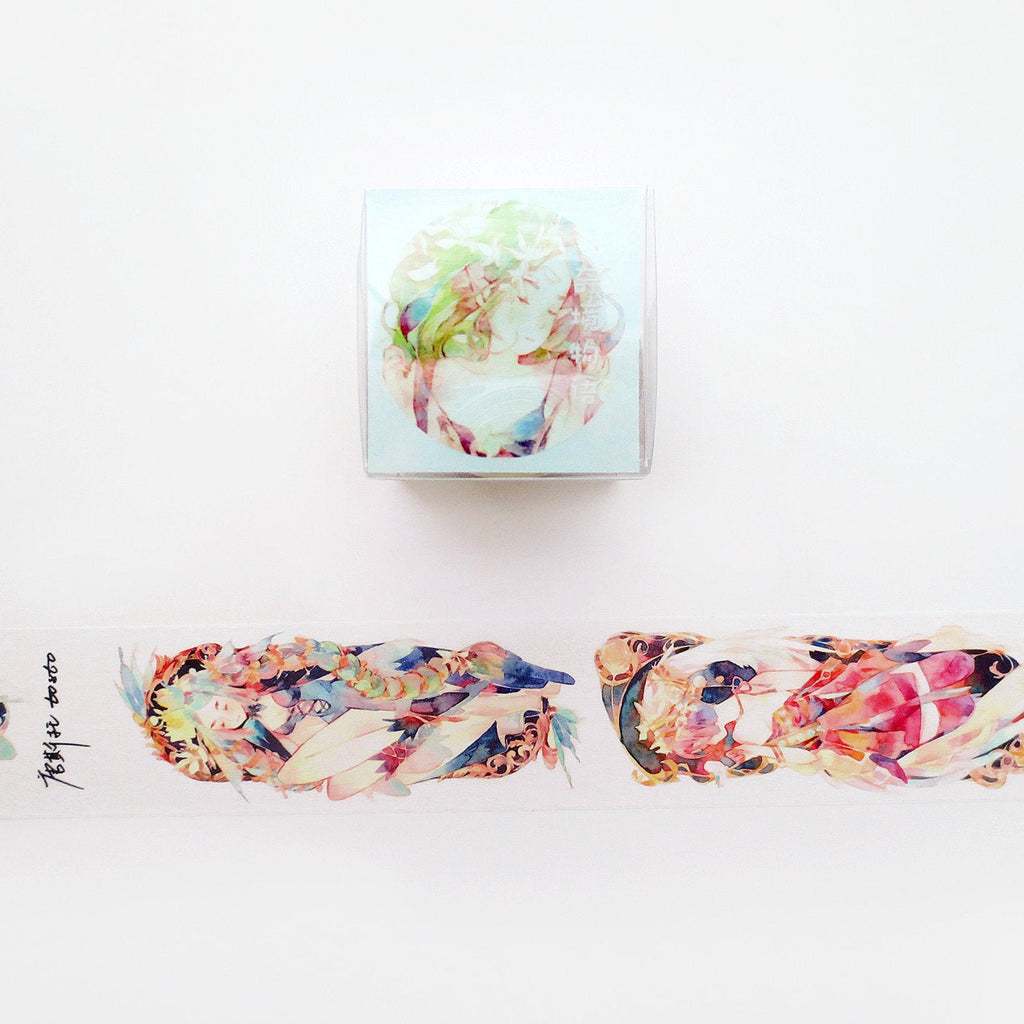 Tosto Washi Tape: Mythical Beings