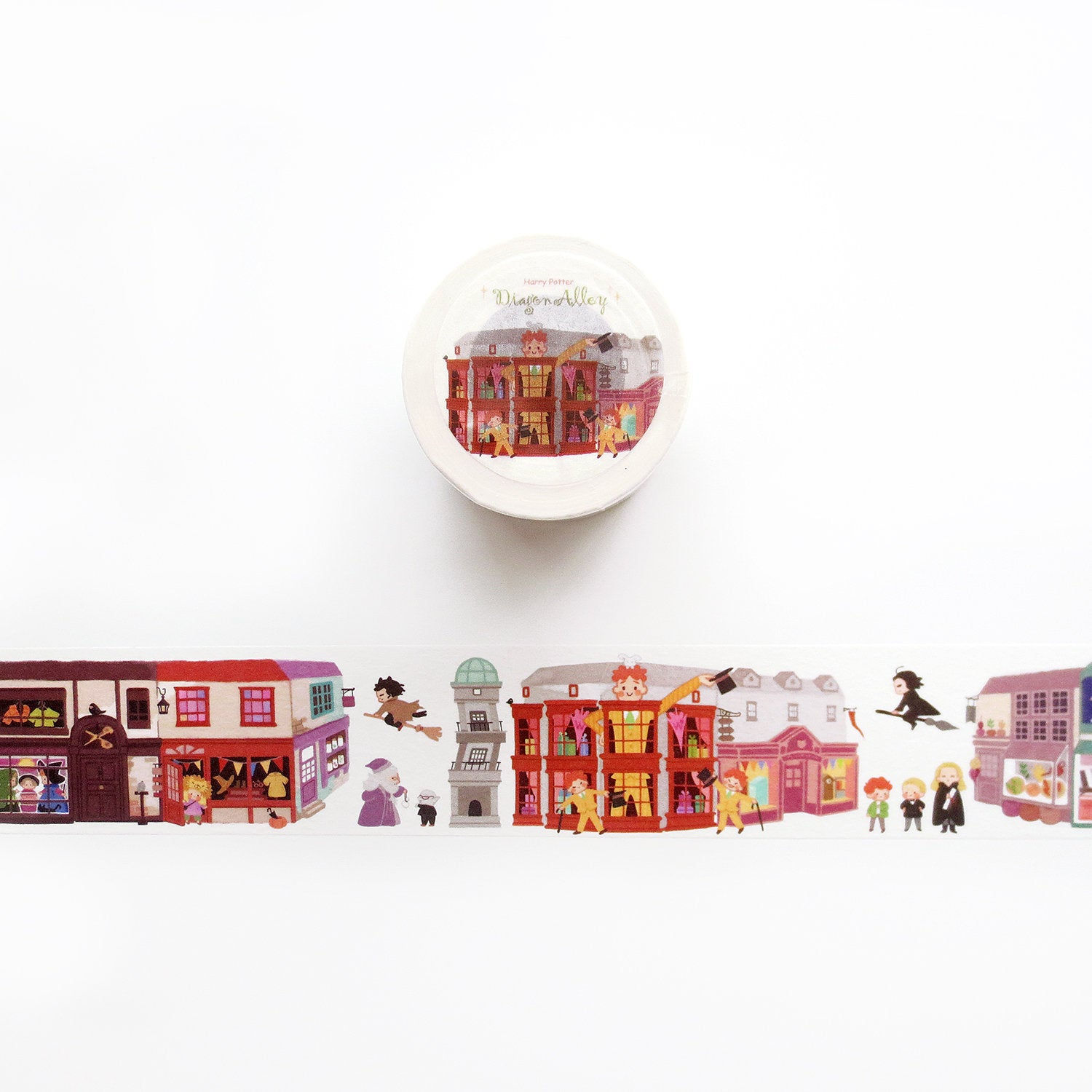 Diagon Alley Washi Tape
