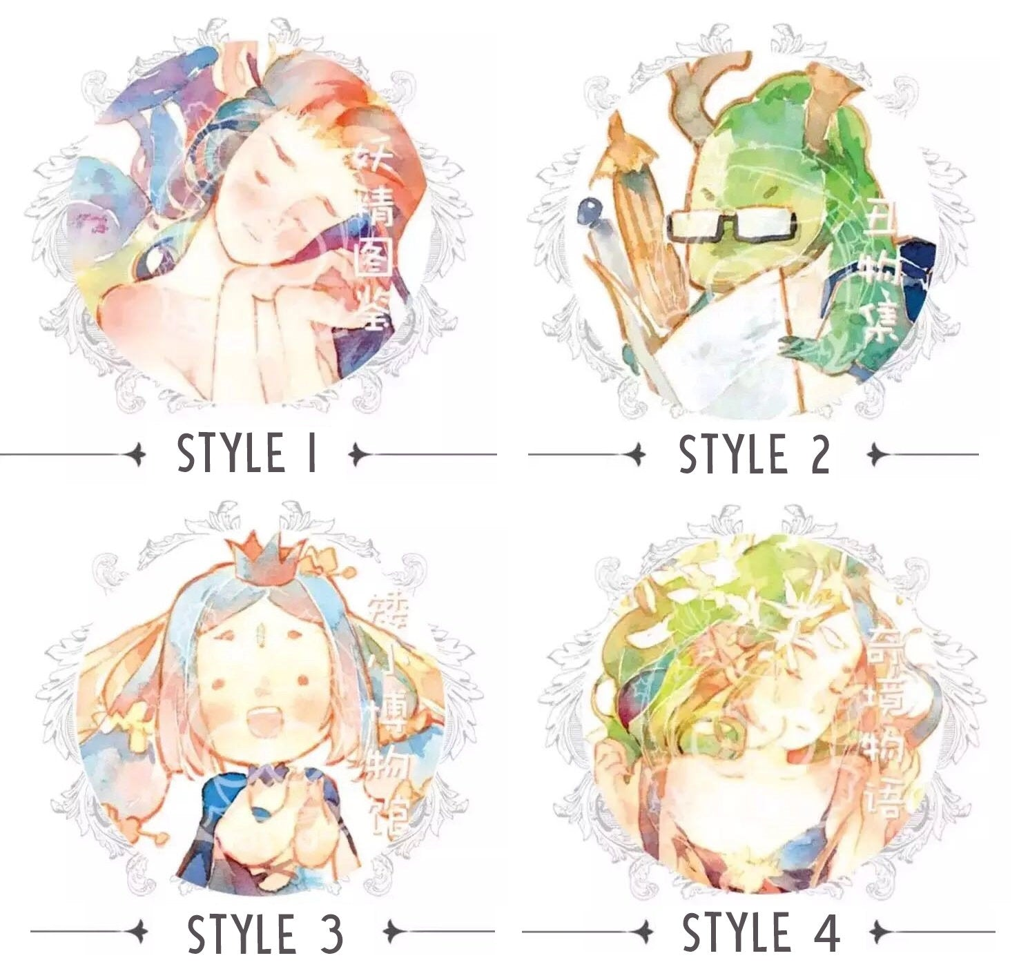 Tosto Washi Tape: Season 3