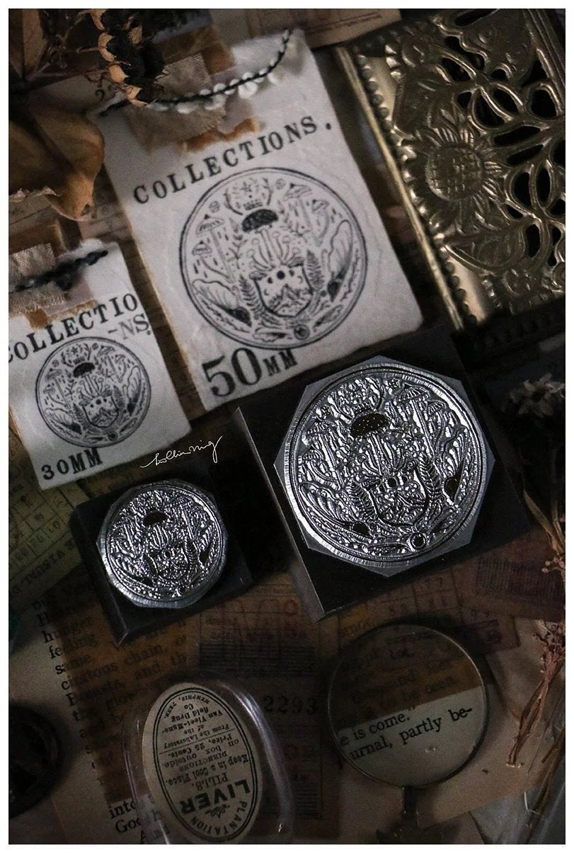 Collections Metal Stamp