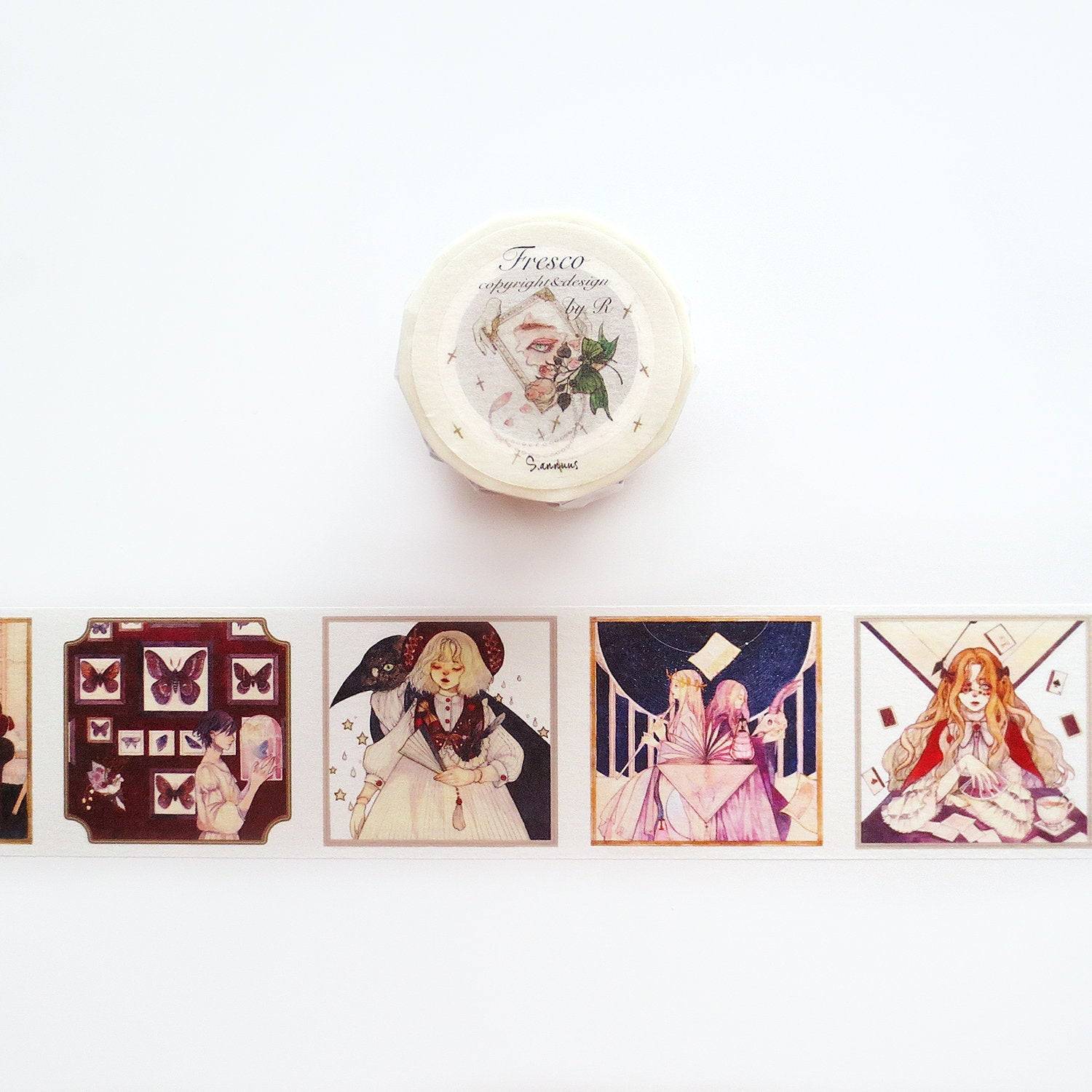 Fresco Washi Tape