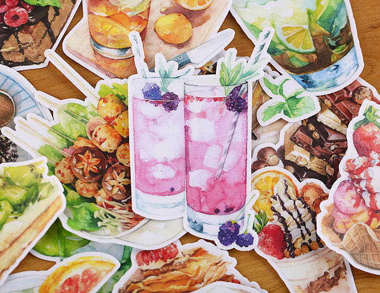 Afternoon Tea Stickers Pack