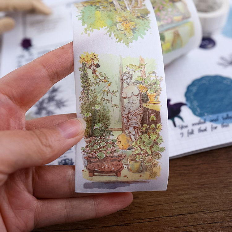 Country House Washi Tape