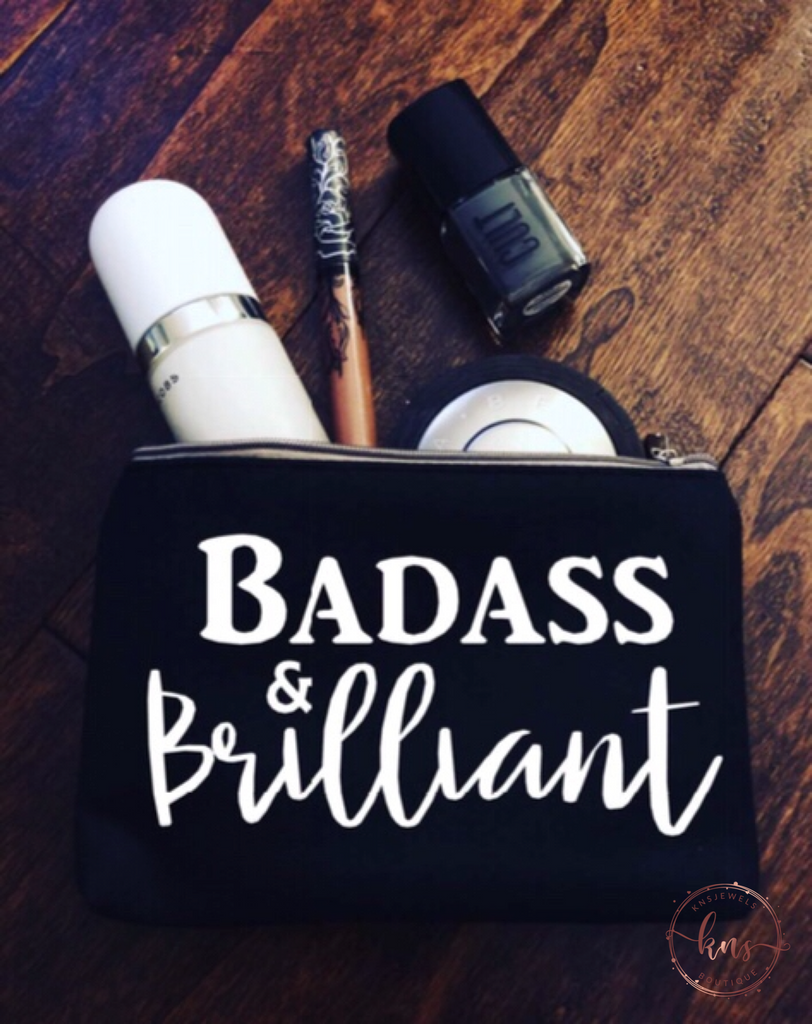 Badass & Brilliant