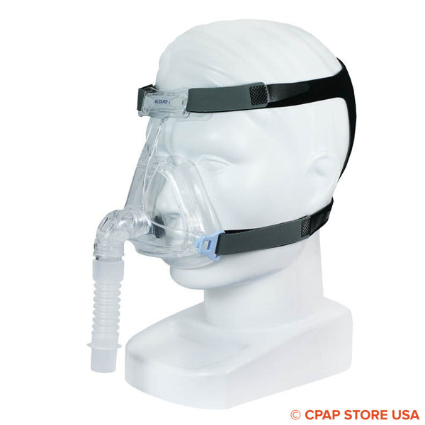 APEX WIZARD 220 Full Face Mask - with Headgear Sold By CPAP Store USA www.cpapstoreusa.com