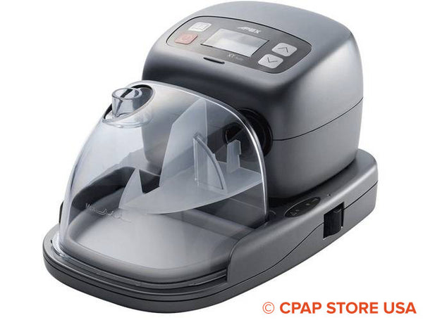 APEX XT Auto - with Heated Humidifier Sold By CPAP Store USA www.cpapstoreusa.com