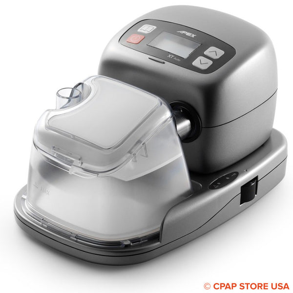 APEX XT Sense with Humidifier Sold By CPAP Store USA www.cpapstoreusa.com