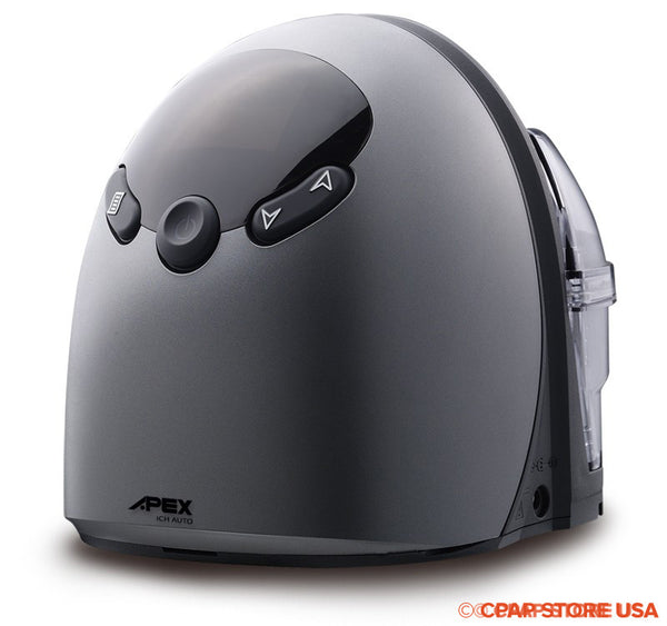 APEX iCH Auto with Humidifier Sold By CPAP Store USA www.cpapstoreusa.com