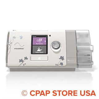 ResMed AirSense™ 10 AutoSet™ for Her with HumidAir™ Humidifier Sold By CPAP Store USA www.cpapstoreusa.com