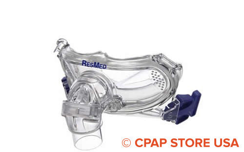 ResMed Mirage Liberty™ Hybrid Frame Assembly Sold By CPAP Store USA www.cpapstoreusa.com