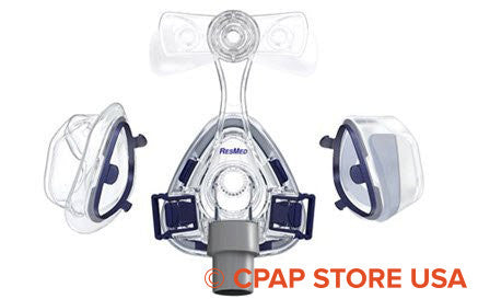 ResMed Mirage™ SoftGel and Mirage Activa™ LT Convertable Pack Sold By CPAP Store USA www.cpapstoreusa.com
