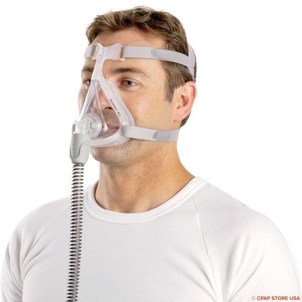 ResMed Quattro™ Air Full Face Mask Complete System Sold By CPAP Store USA www.cpapstoreusa.com