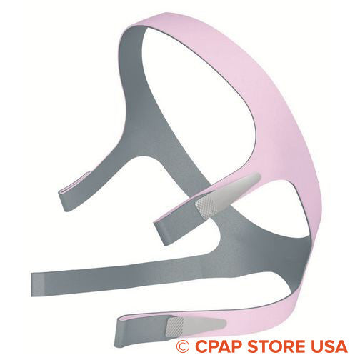 ResMed Quattro™ FX for Her Full Face Mask Headgear Sold By CPAP Store USA www.cpapstoreusa.com