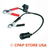 Respironics 12 Volt DC Battery Cable Adapter Sold By CPAP Store USA www.cpapstoreusa.com
