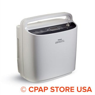 Respironics SimplyGo Portable Oxygen Concentrator Sold By CPAP Store USA www.cpapstoreusa.com