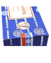 SATYA SAI BABA NAG CHAMPA INCENSE HAND ROLLED IN INDIA 15G