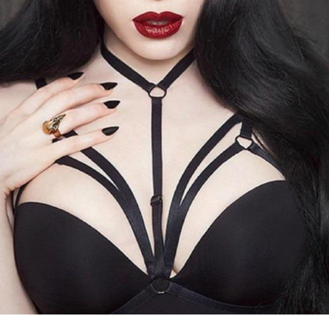 Fifty Shades Of Bad Girl Fashion Harness