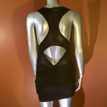 Winehouse Rehab Open Back Mesh Jersey