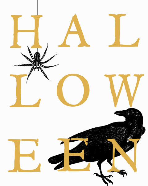 October 2020 - Free Printable - Halloween