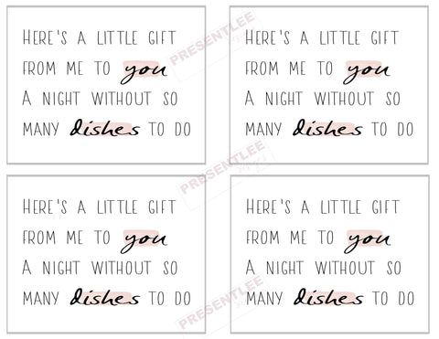 paper products printable