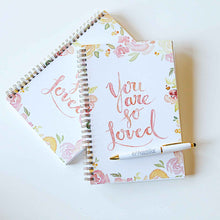 You Are So Loved Custom Journal