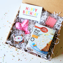 Angel Birthday Box