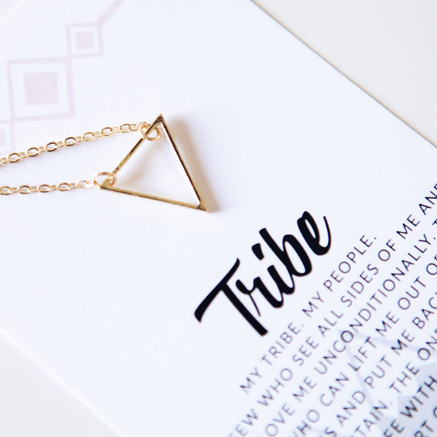 Tribe Necklace 1