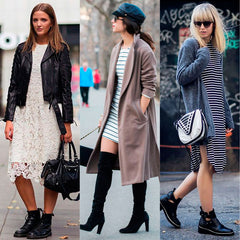 Girls Dresses boots fall