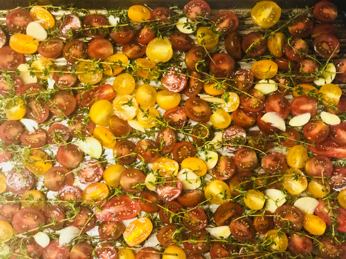 French Tomato Confit