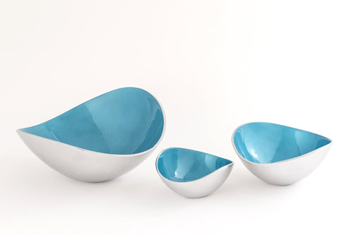 Oliver Bowls Turquoise