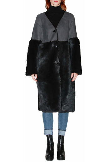 Rasado Shearling Coat